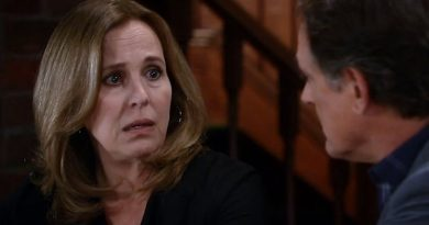 General Hospital Spoilers: Laura Spencer (Genie Francis) - Kevin Collins and Ryan Chamberlain (Jon Lindstrom)