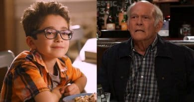 General Hospital Spoilers: Mike Corbin (Max-Gail) - Spencer Cassadine (Nicolas Bechtel)