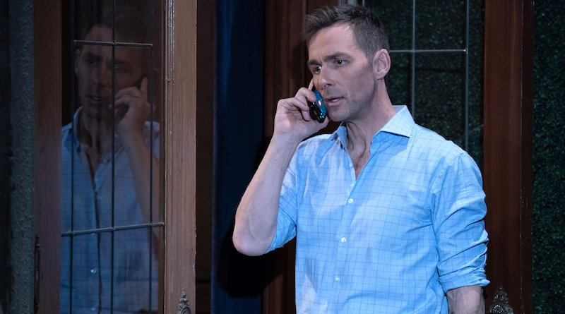 General Hospital Spoilers: Valentin Cassadine (James Patrick Stuart) Leaving GH