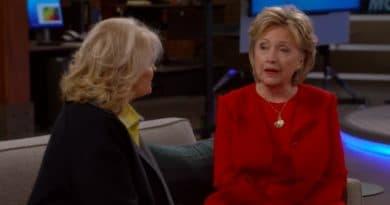 'Murphy Brown' Hillary Clinton is Hilary Clendon in Anti-Trump Season 11 Premiere