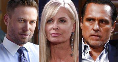 Soap Stars: Rick-Forrester (Jacob-Young) - Ashley Abbott (Eileen Davidson) - Sonny Corinthos (Maurice Benard)