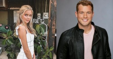 The Bachelor Spoilers: Hannah Godwin - Colton Underwood