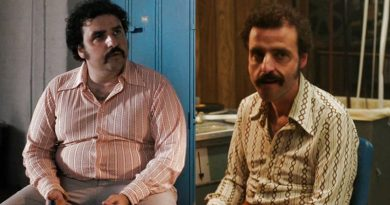 The Deuce: David Krumholtz (Harvey Wasserman) - Weight - HBO