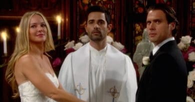 Young and the Restless Spoilers: Sharon Newman (Sharon Case) - Nick Newman (Joshua Morrow) Wedding