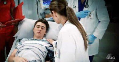 General Hospital: Oscar Nero (Garren Stitt) - Kim Nero (Tamara Braun)