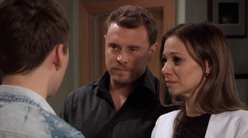 General Hospital Spoilers: Oscar Nero (Garren Stitt) - Drew Cain (Billy Miller) - Kim Nero (Tamara Braun)