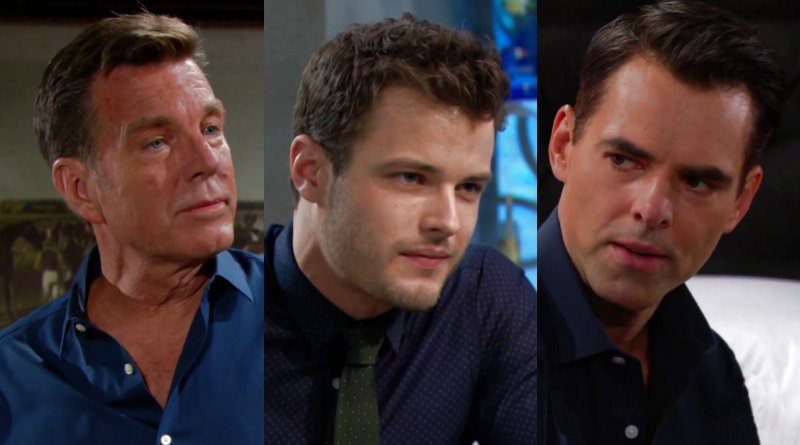 young and the restless spoilers Jack Abbott (Peter Bergman) Billy Abbott (Jason Thompson) Kyle Abbott (Michael Mealor)