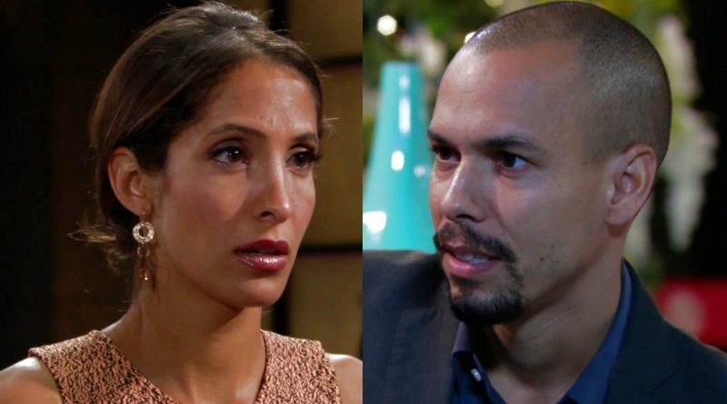 Young and the Restless Spoilers Lily Winters (Christel Khalil)Devon Hamilton (Bryton James)