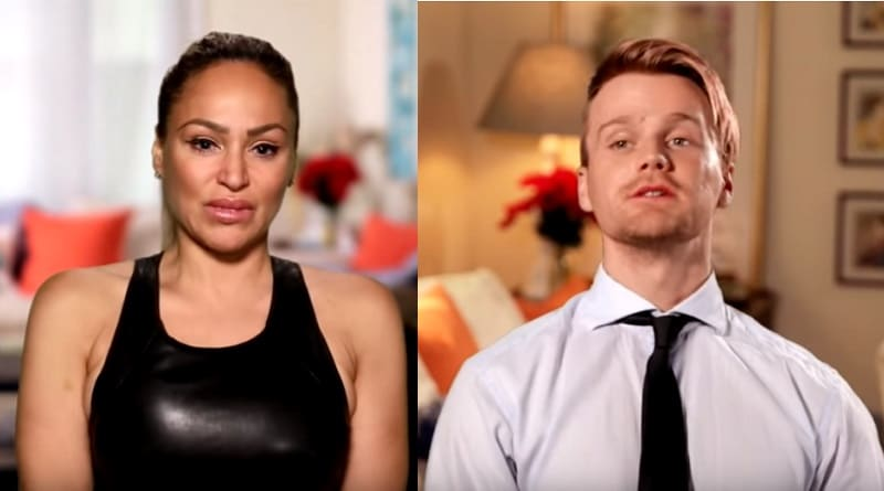 90 Day Fiance': Darcey Claims Jesse Wanted to Be the Girl in