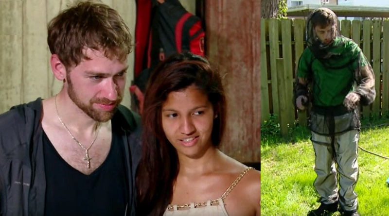 90 Day Fiance: Paul Staehle and Karine Martin Before the 90 Days