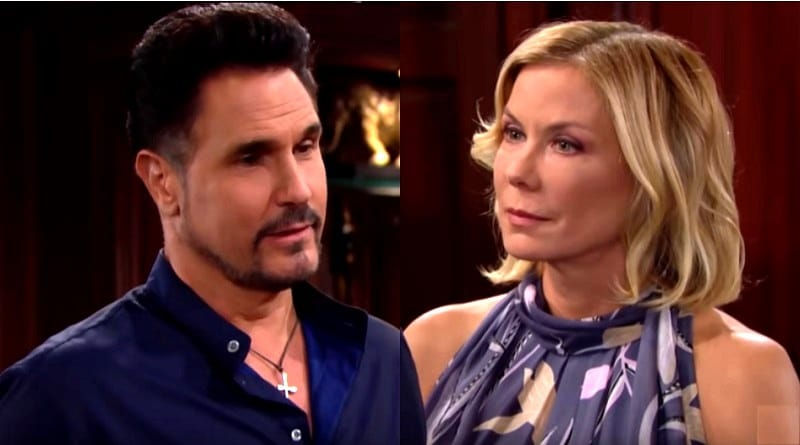 Bold and the Beautiful Spoilers: Bill Spencer (Don Diamont) Brooke Logan (Katherine Kelly Lang)