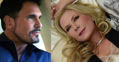 Bold and the Beautiful Spoilers: Bill-Spencer (Don-Diamont) - Brooke Logan (Katherine Kelly Lang)