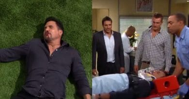 Bold and the Beautiful Spoilers: Bill Spencer (Don Diamont) - Ridge Forrester (Thorsten Kaye) -Thorne Forrester (Ingo Ingo Rademacher)