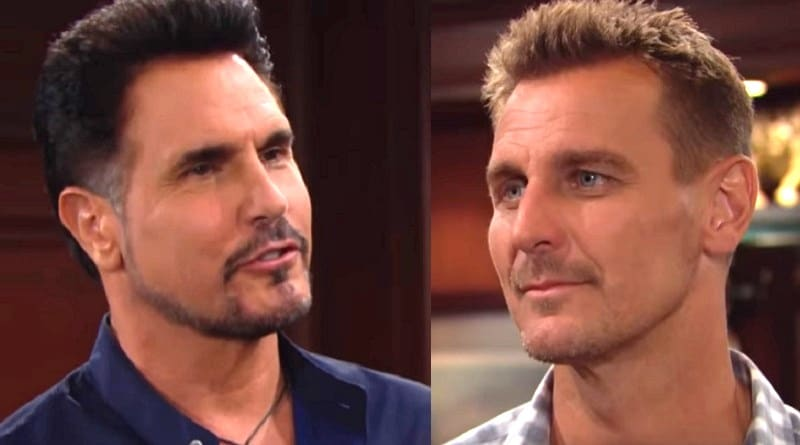 Bold and the Beautiful Spoilers: Bill Spencer (Don Diamont) -Thorne Forrester (Ingo Rademacher)