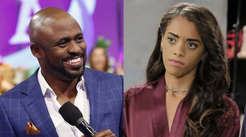 Bold and the Beautiful Spoilers: Dr Buckingham (Wayne Brady) - Zoe Buckingham (Kiara Barnes)