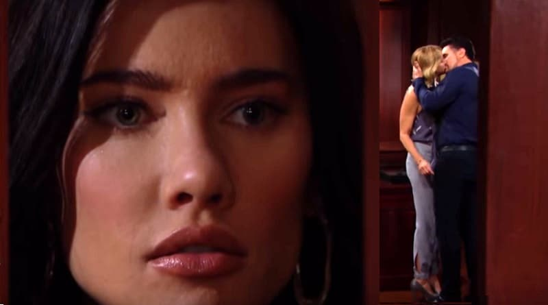 Bold and the Beautiful Spoilers: Steffy Forrester (Jacqueline MacInnes Wood) - Bill Spencer (Don Diamont) Brooke Logan - (Katherine Kelly Lang)