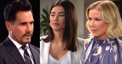 Bold and the Beautiful Spoilers: Bill Spencer (Don Diamont) - Steffy Forrester (Jacqueline MacInnes Wood) - Brooke Logan (Katherine Kelly Lang)