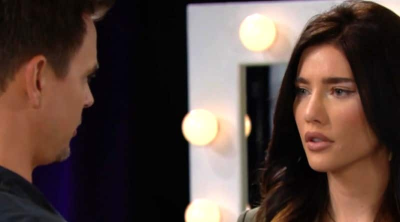 Bold and the Beautiful Spoilers: Steffy Forrester ( Jacqueline MacInnes Wood) - Wyatt Spencer (Darin Brooks)