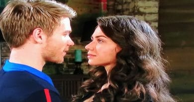 Days of Our Lives: Victoria Konefal (Ciara Brady) - Lucas Adams (Tripp Dalton)