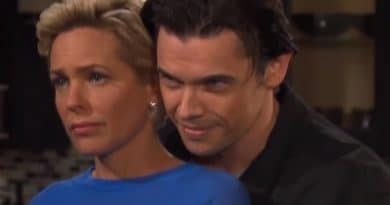 Days of Our Lives: Arianne Zucker (Nicole Walker) - Paul Telfer (Xander Cook)