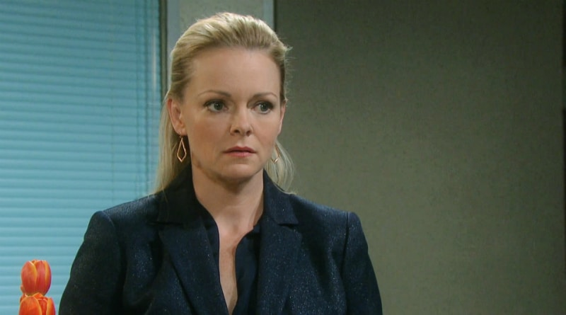 Days of Our Lives Spoilers: Belle Black (Martha Madison)