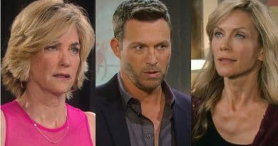 Days of Our Lives Spoilers: Eve Donovan (Kassie DePaiva) - Brady Black (Eric Martsolf) - Kristen DiMera (Stacy Haiduk)
