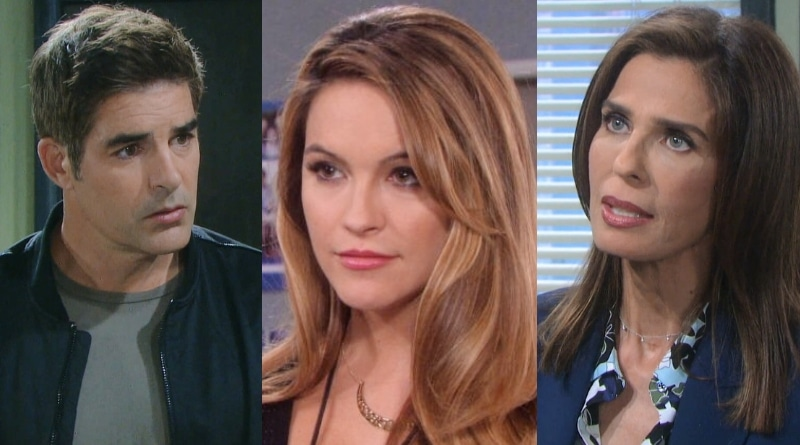 Days of Our Lives Spoilers: Rafe Hernandez (Galen Gering) Jordan Ridgeway - (Chrishell Stause) Hope Brady - (Kristian Alfonso)