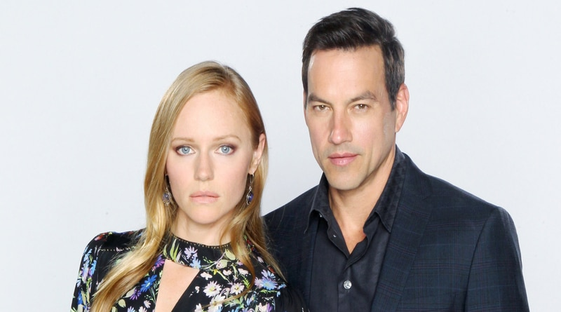 Days of Our Lives Spoilers: Marci Miller (Abigail Deveraux) - Tyler Christopher (Stefan DiMera)