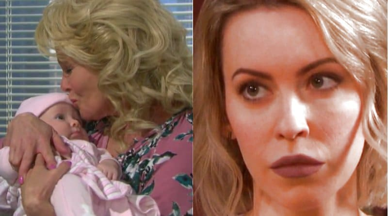 Days of Our Lives Spoilers: Bonnie Lockhart (Judi Evans) - Mimi Lockhart (Farah Fath)