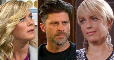 Days of Our Lives Spoilers: Sami Brady (Alison Sweeney) - Eric Brady (Greg Vaughan) - Nicole Walker (Arianne Zucker)