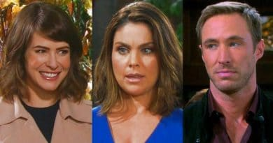 Days of Our Lives Spoilers: Sarah Horton (Linsey Godfrey) - Chloe Lane (Nadia Bjorlin) - Rex Brady (Kyle Lowder)