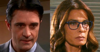 Days of Our Lives: Gilles Marini (Ted Laurent) - Kristian Alfonso (Hope Brady)