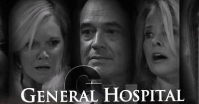 General Hospital Spoilers: Ava Jerome (Maura West) - Ryan Chamberlain (Jon Lindstrom) - Felicia Scorpio (Kristina Wagner)