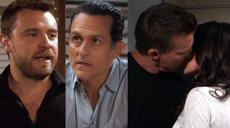 General Hospital Spoilers: Drew Cain (Billy Miller) - Sonny Corinthos (Maurice Benard) - Jason Morgan (Steve Burton) - Sam McCall (Kelly Monaco)