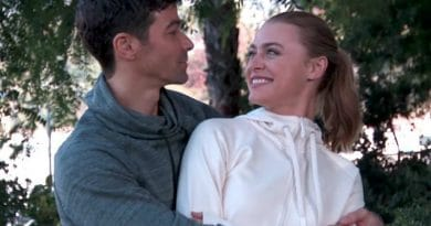 General Hospital Spoilers: Griffin Munro (Matt Cohen) - (Kiki Jerome (Hayley Erin)
