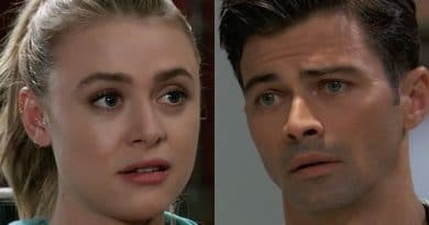 General Hospital Spoilers: Kiki Jerome (Hayley Erin) Griffin Munro (Matt Cohen)