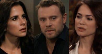 General Hospital Spoilers: Sam McCall (Kelly Monaco) - Drew Cain (Billy Miller) - Elizabeth Webber (Rebecca Herbst)