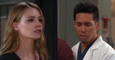 General Hospital spoilers: Nelle Hayes (Chloe Lanier) - Brad Cooper (Parry Shen)