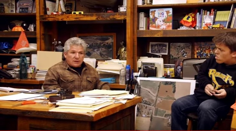 Little People, Big Word: Matt Roloff - Zachary Roloff