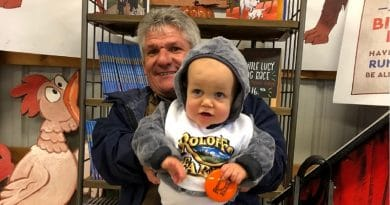 Little People, Big World: Matt Roloff - Baby Jackson Roloff
