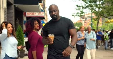 Luke Cage: Mike Colter - Netflix - Marvel