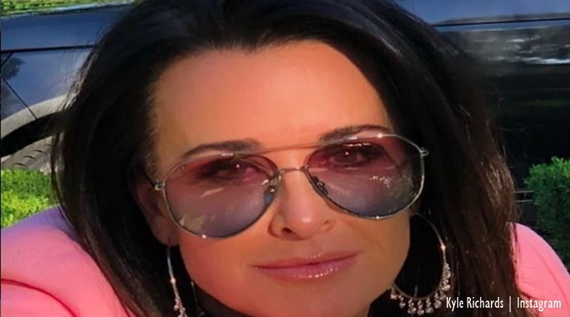 Real Housewives of Beverly Hills: Kyle Richards - RHOBH
