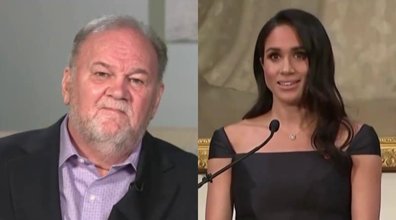 Royal News: Thomas Markle - Meghan Markle