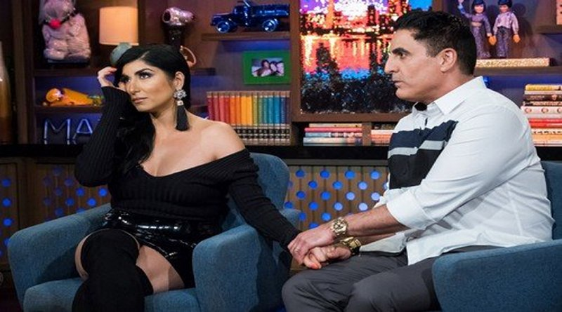 Shahs of Sunset News: Destiney Rose - Reza Farahan