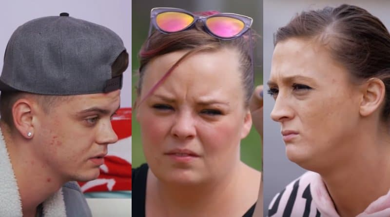Teen Mom OG: Catelynn Lowell - Tyler Baltierra - Amber Baltierra