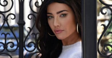 The Bold and the Beautiful: Steffy Forrester- Jacqueline MacInnes Wood
