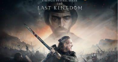 The Last Kingdom - Uhtred (Alexander Dreymon)