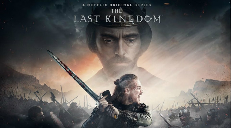 The Last Kingdom - Uhtred (Alexander Dreymon)