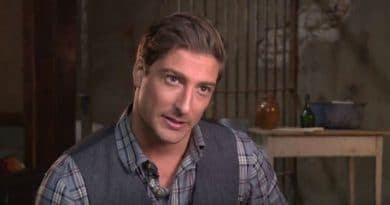 When Calls the Heart: Daniel Lissing