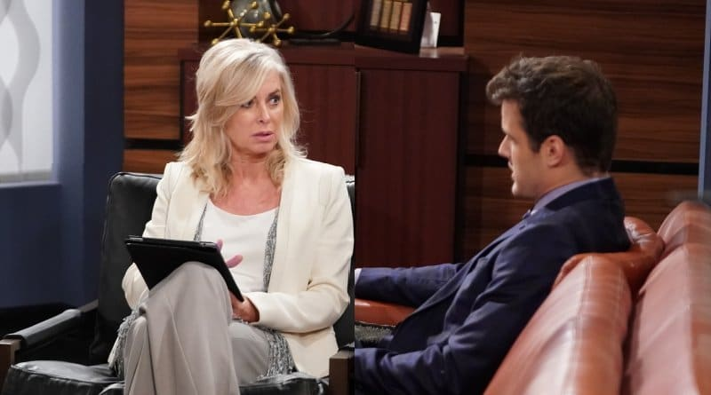Young and the Restless Spoilers: Ashley Abbott (Eileen Davidson) - Kyle Abbott (Michael Mealor)